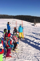 Skikurs in St. Georgen